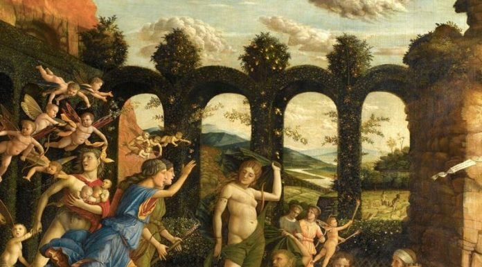 Top 20 Greek Mythology Paintings in France