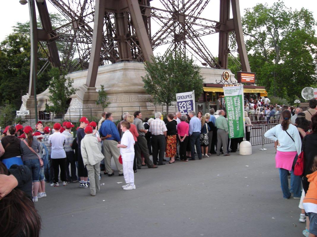 Wonders of the World Paris Eiffel Tower