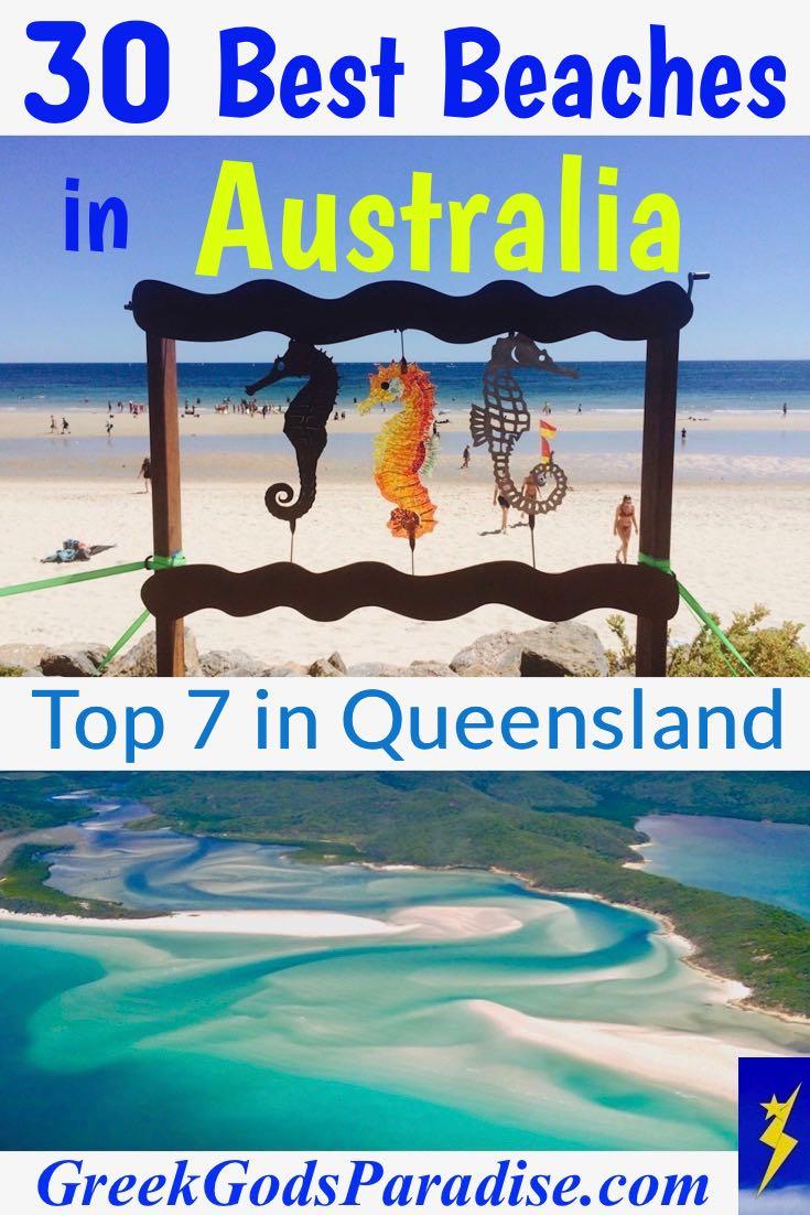30 Best Beaches in Australia Top 7 Beaches in Queensland