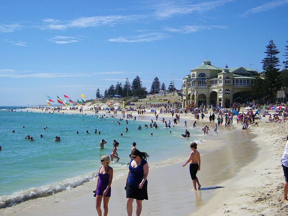 Best Beaches in Australia Cottesloe Beach