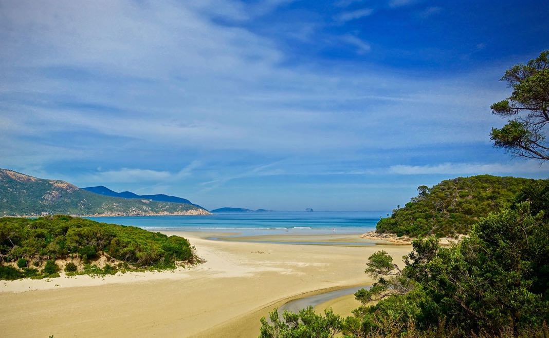 Best Beaches in Australia Tidal River