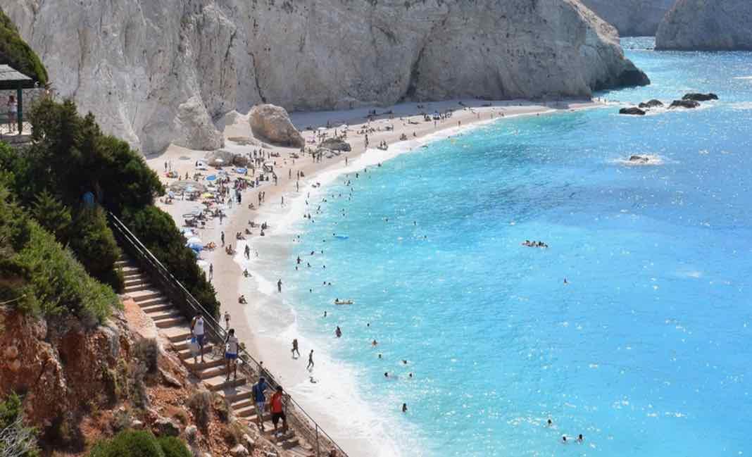 Best Beaches on Greek Islands Porto Katsiki