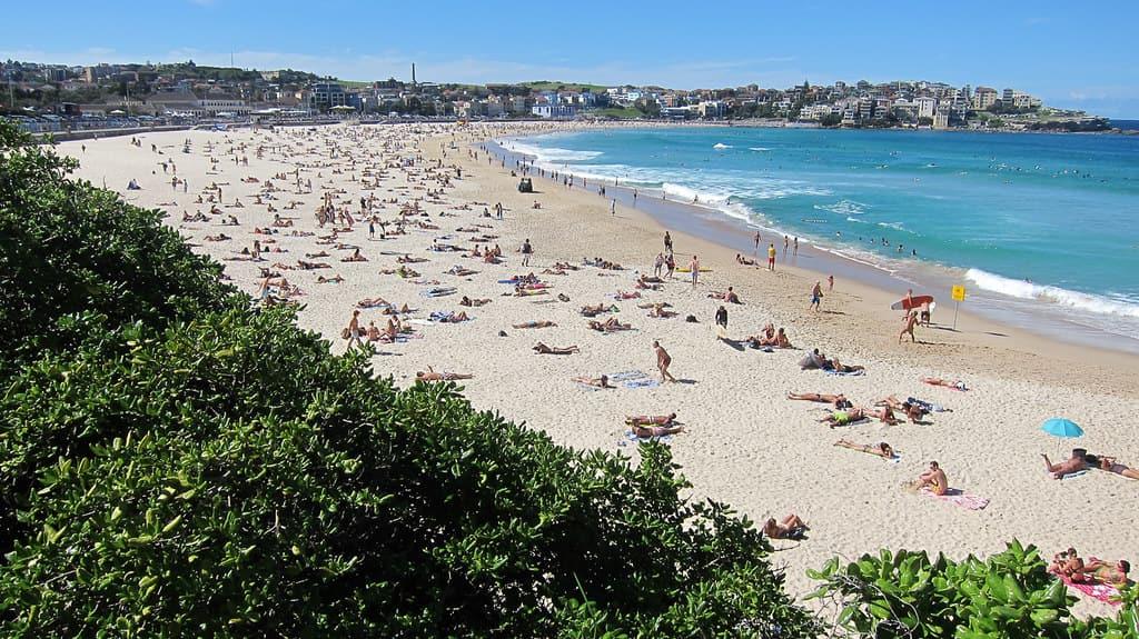 Bondi Beach Sydney Best Beach in Australia