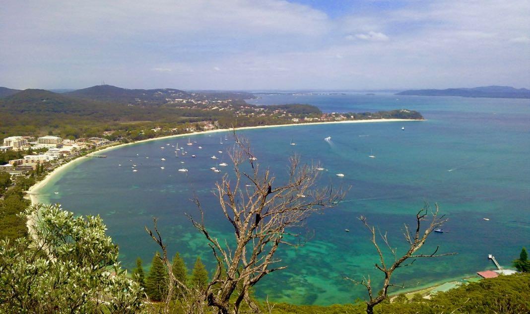 Shoal Bay Port Stephens NSW