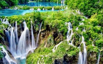 The Best Beautiful Waterfalls