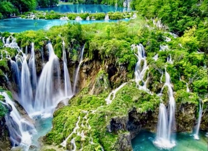 The Best Beautiful Waterfalls