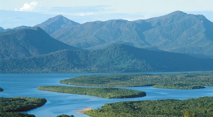 Best Places in Australia Hinchinbrook Island Top Tourist Attractions Whitsundays