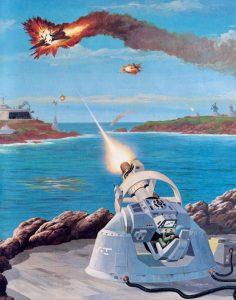 Atlantis 2 Atari Video Game