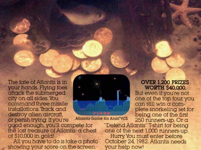 Atlantis II Video Game