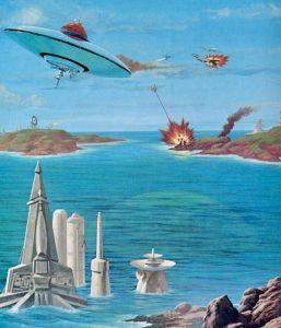 Atlantis Myth Theory