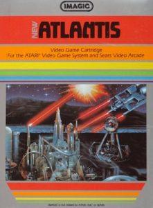 Atlantis Night Scene Picture