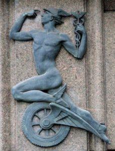 Hermes Mercury Sydney Phillip Street