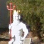 King Neptune Statue Darlington Adelaide