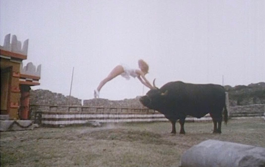 Movies Filmed in Greek Islands Bull Dance