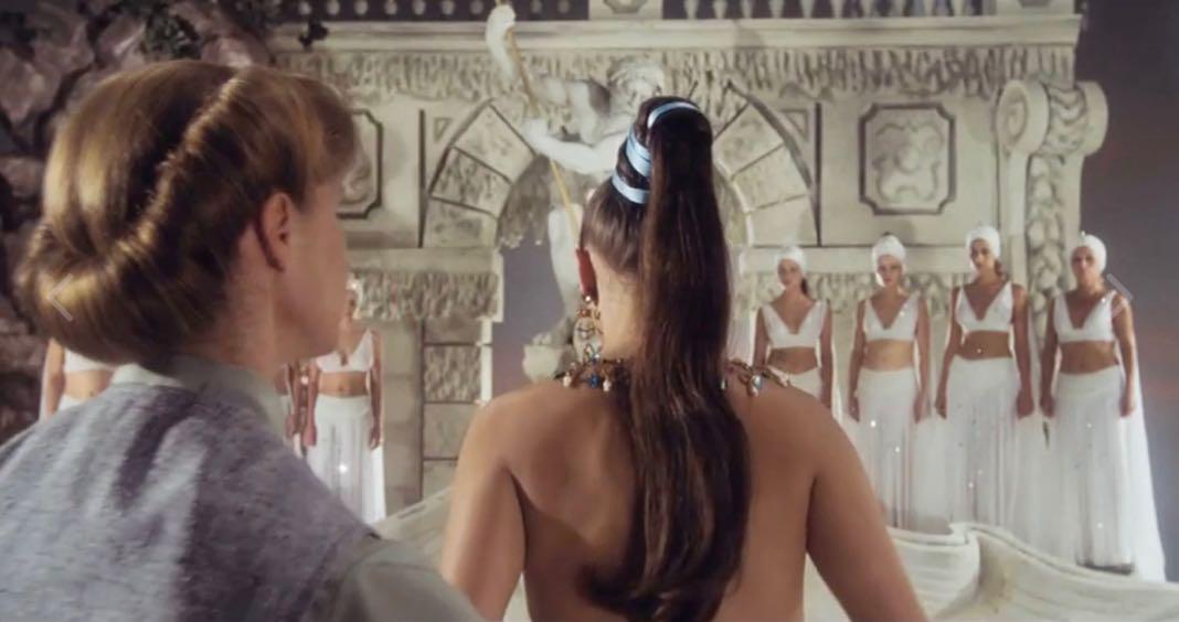 Movies filmed in Greece Goddess
