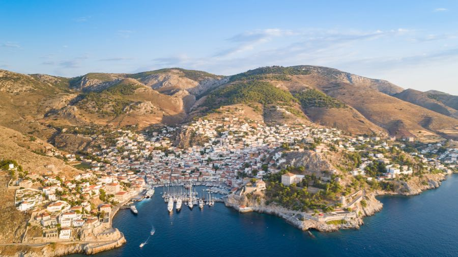 Movies filmed in Hydra Greek Island