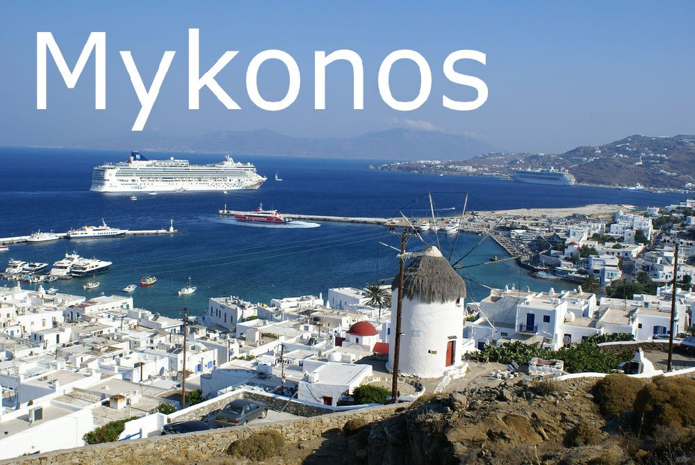 Movies filmed in Mykonos