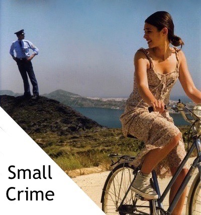 Movies filmed in Santorini Small Crime