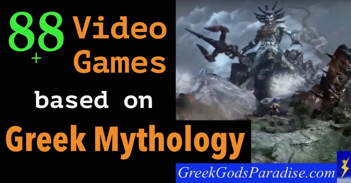 Greek Gods Game