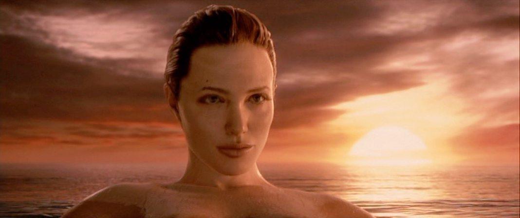 Angelina Jolie Goddess Beowulf
