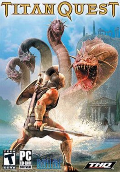 Titan Quest A Greek Mythology Video Game