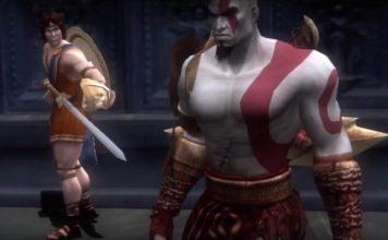 Video Games based on Greek Mythology