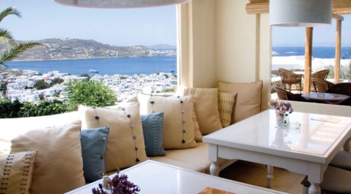 Best Luxury Hotels in Mykonos with Amazing Pools