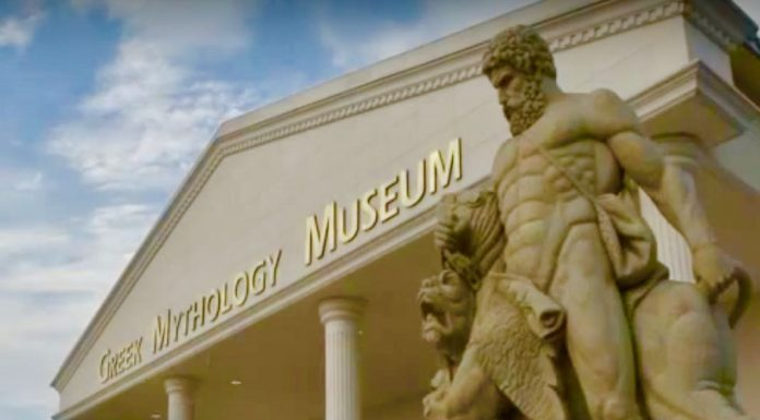 Greek Mythology Museum Jeju Island