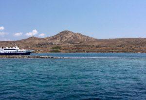 Mount Kynthos Delos