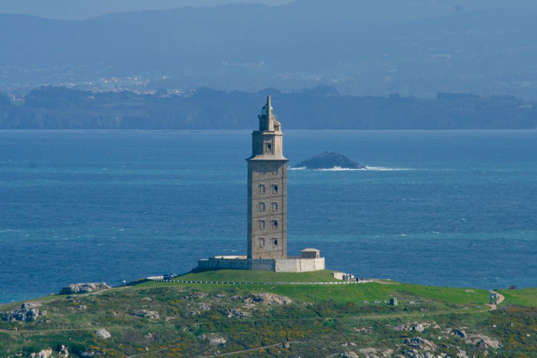 Tower of Hercules Spain