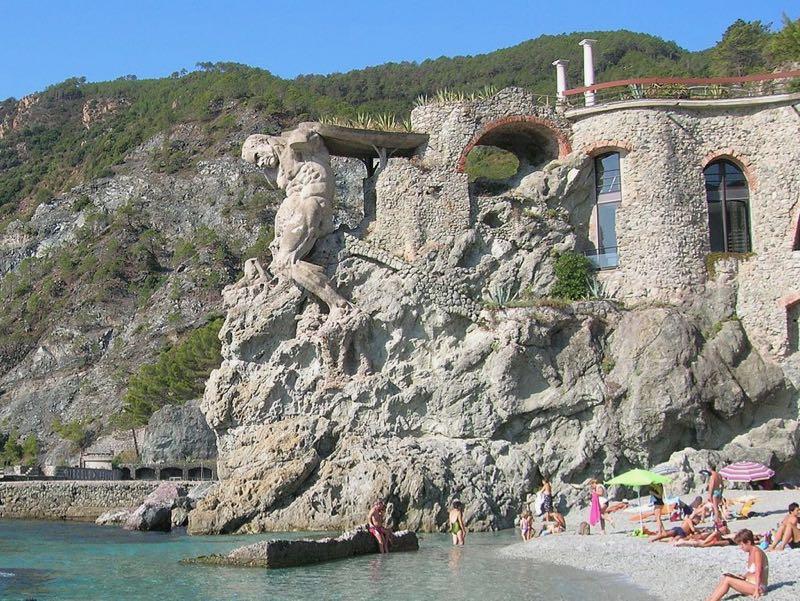 Best Cinque Terre Views Il Gigante Neptune Monterosso