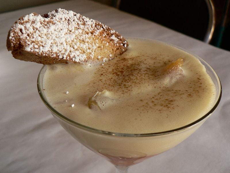 Best Italian Desserts Zabaione Zabaglione