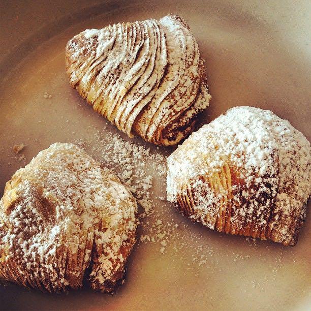 Best Italian Desserts in Italy Sfogliatelle