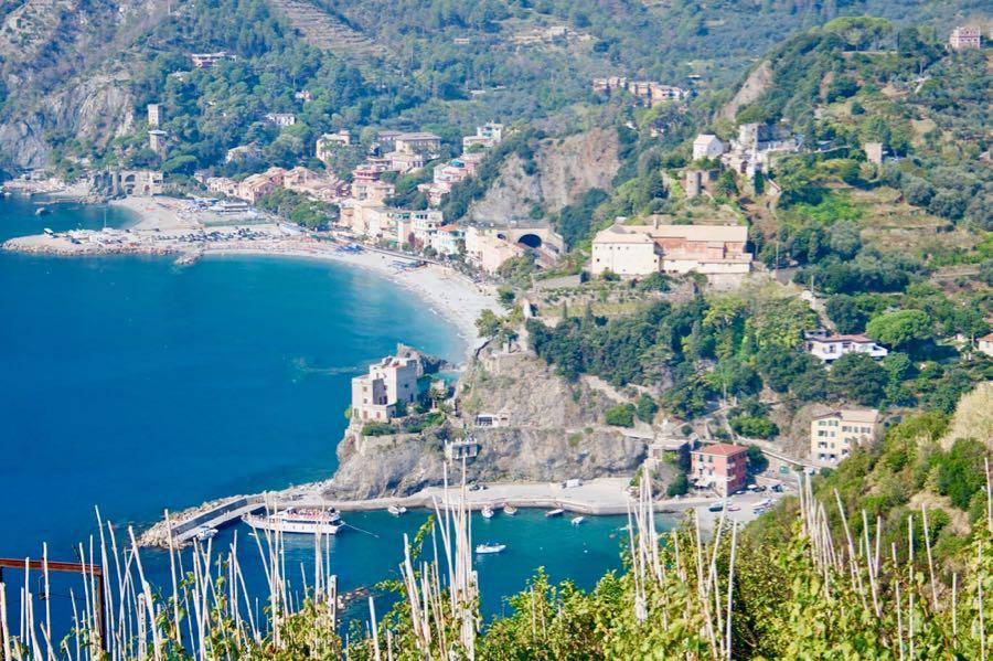 Best beach Cinque Terre Monterosso