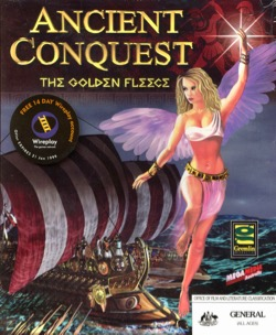 Greek Gods in Video Games Ancient Conquest