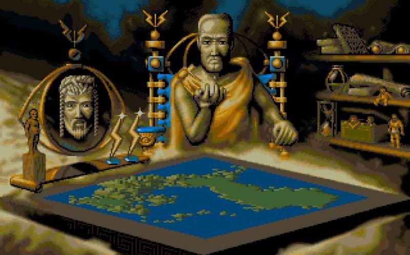 Greek Gods in Video Games Greek Mythology