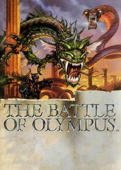 Greek Mythology Battle of Olympus Video-Game