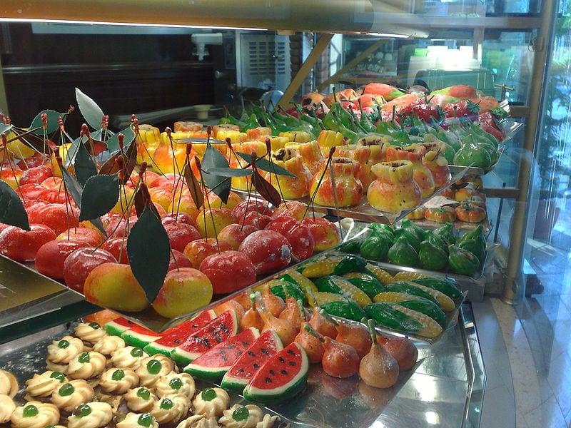 Sicilian Marzipan Frutta di martorana