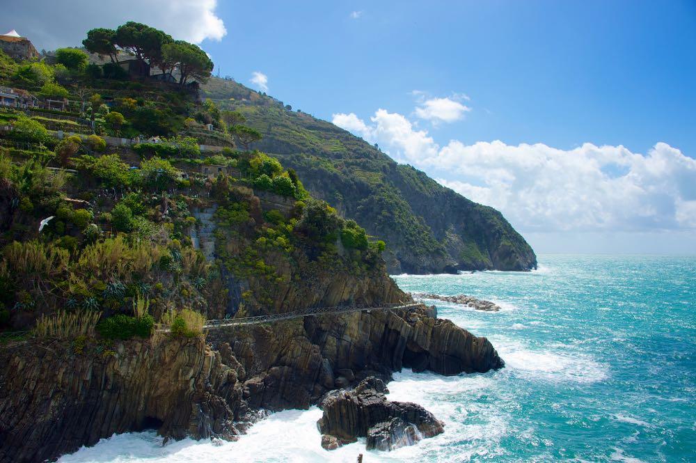 Via dell'Amore Cinque Terre Italy