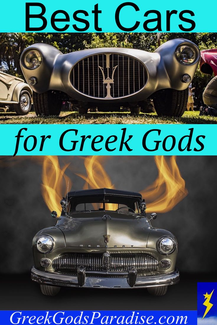 Best Cars for Greek Gods Maserati Mercury Models