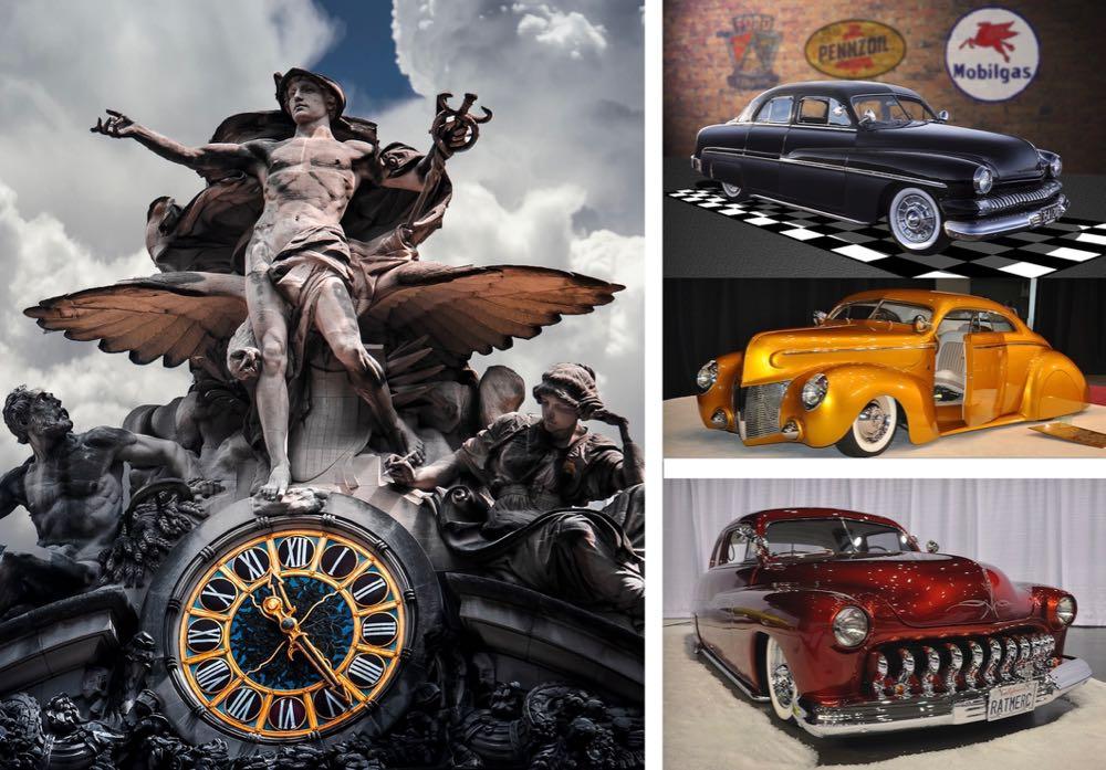 Classic Mercury Cars