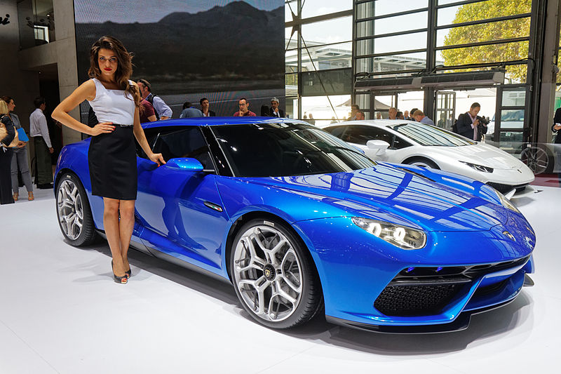 Lamborghini Asterion Best Cars for Greek Gods