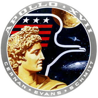 Nasa Apollo 17 Emblem
