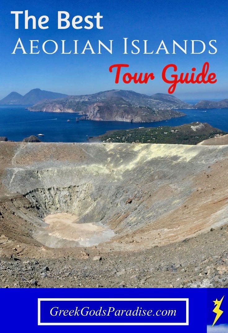 Best Aeolian Islands Tour Travel Guide Italy