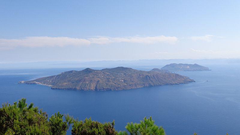 Lipari Aeolian Island