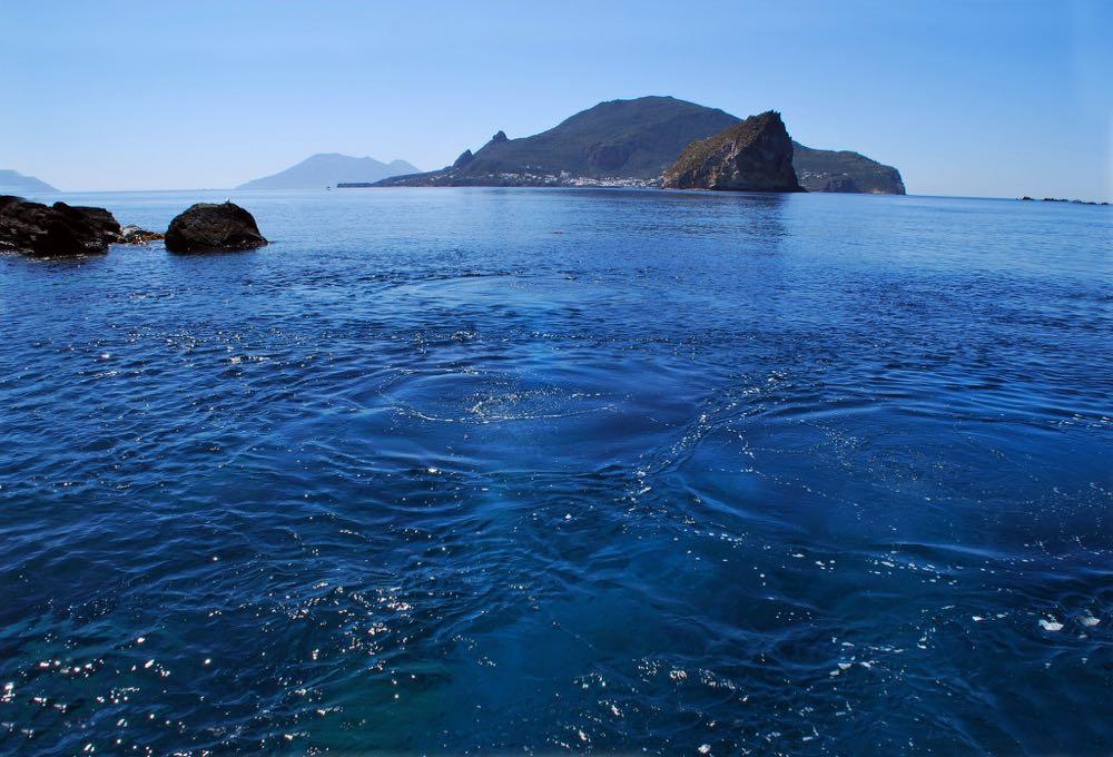 Panarea Aeolian Island
