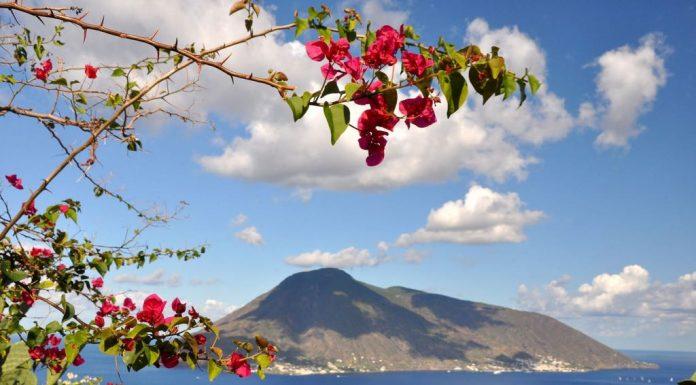 Salina Island Aeolian Island