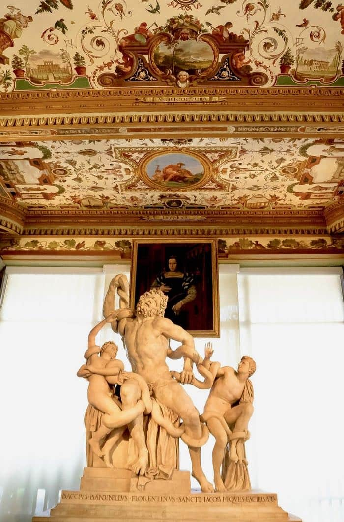 Uffizi Gallery Florence Laocoon and his Sons