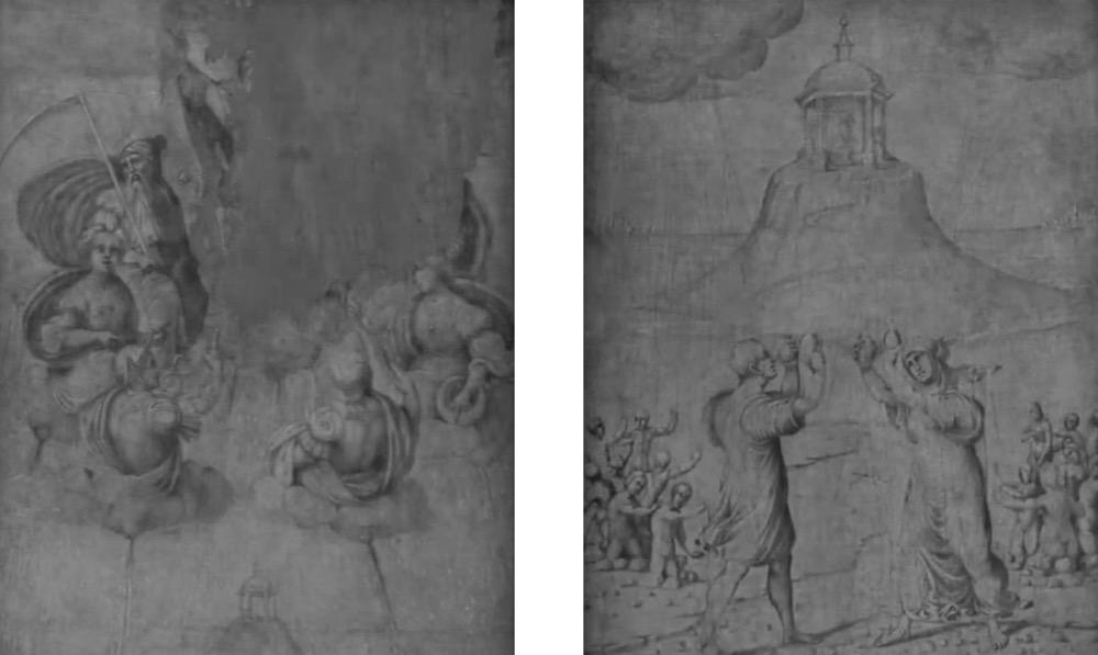 Uffizi Gallery Greek Mythology Masterpieces Secrets