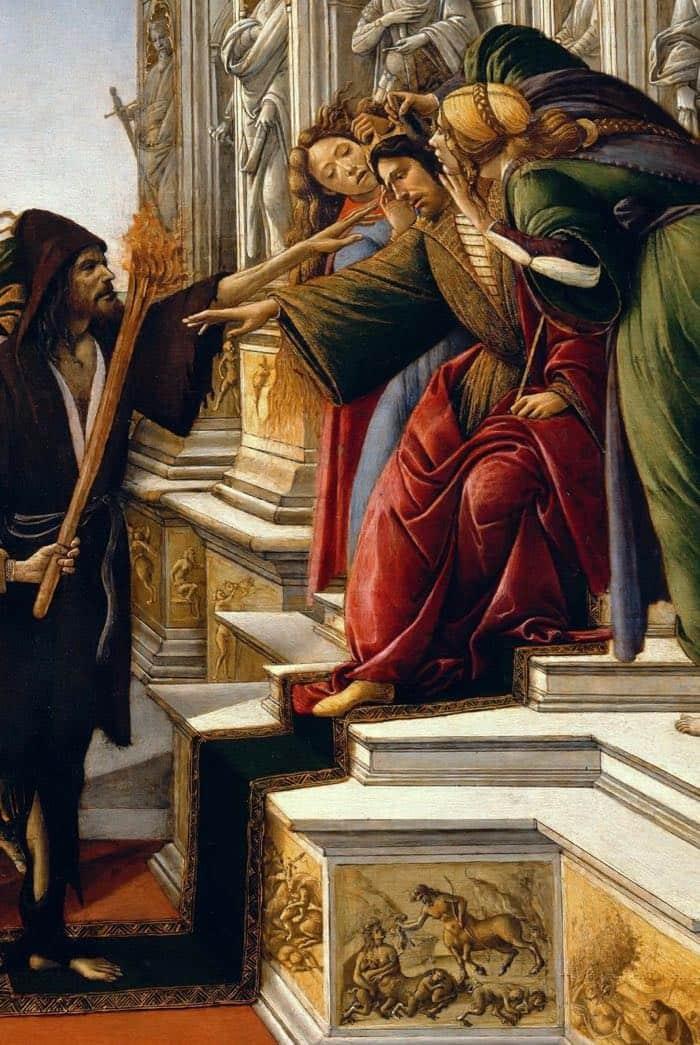 Uffizi Gallery King Midas